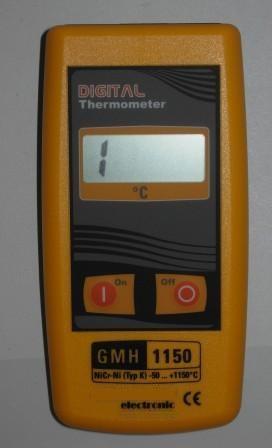 Thermomètre digital rapide boitier ergonomique