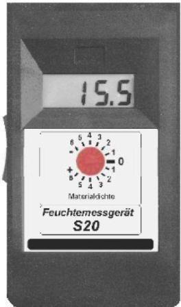 Hygromètre électronique pour le compost