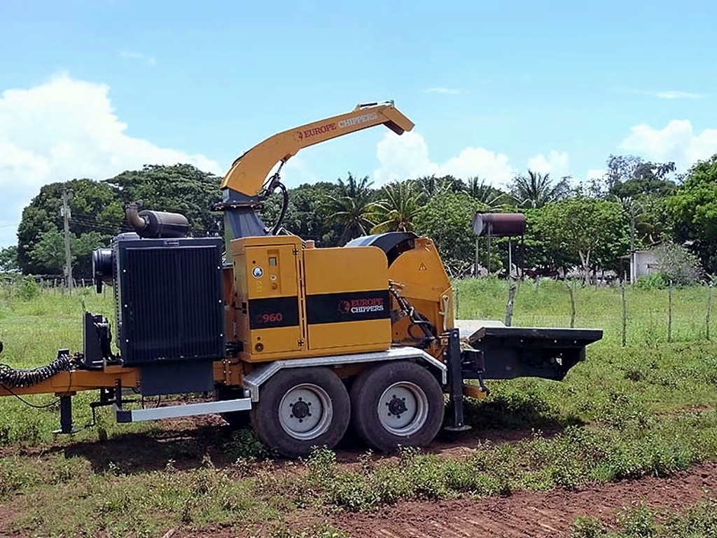 Europe Chippers C960 (1)