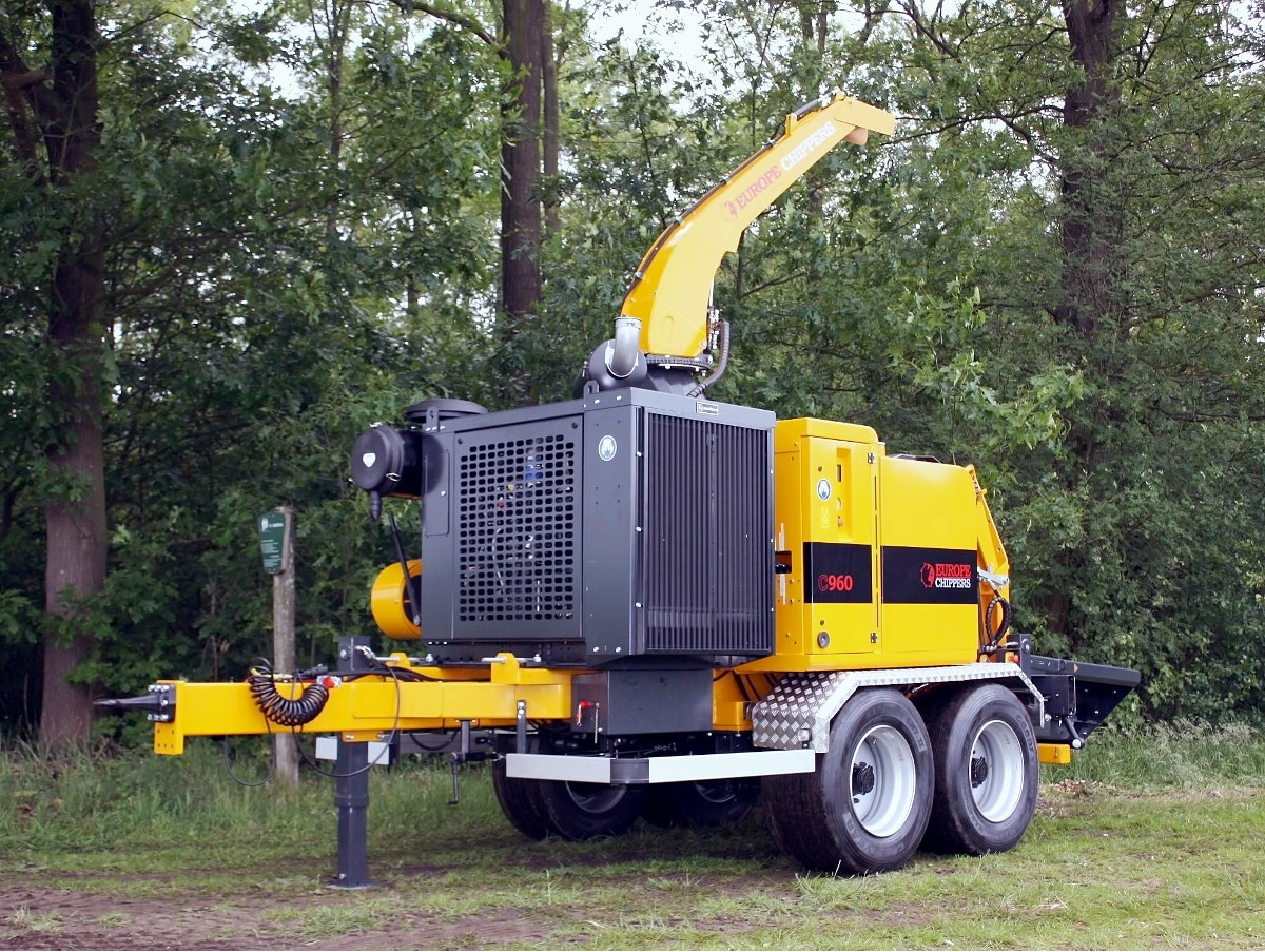 Europe Chippers C960 (6)