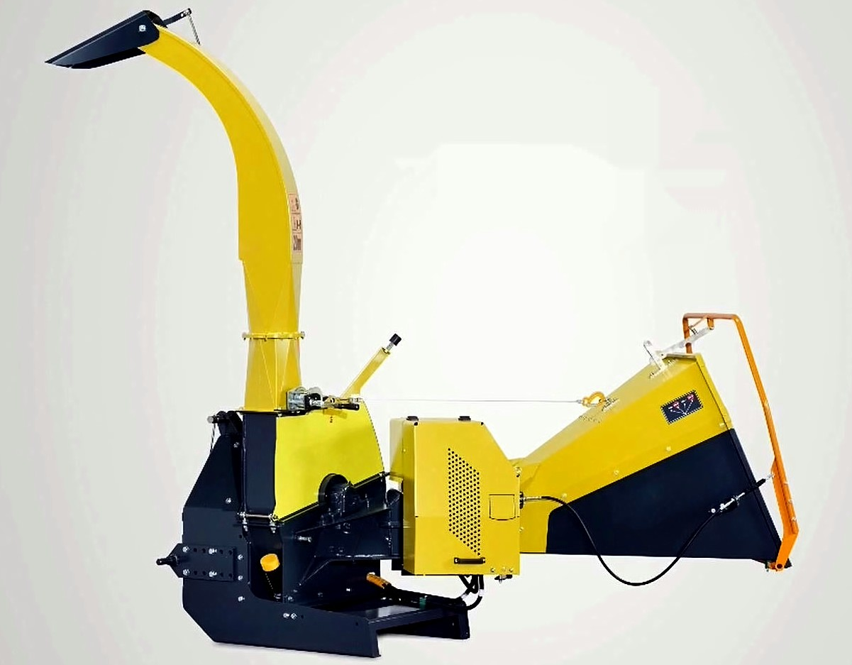 Europe Chippers DC285 (1)