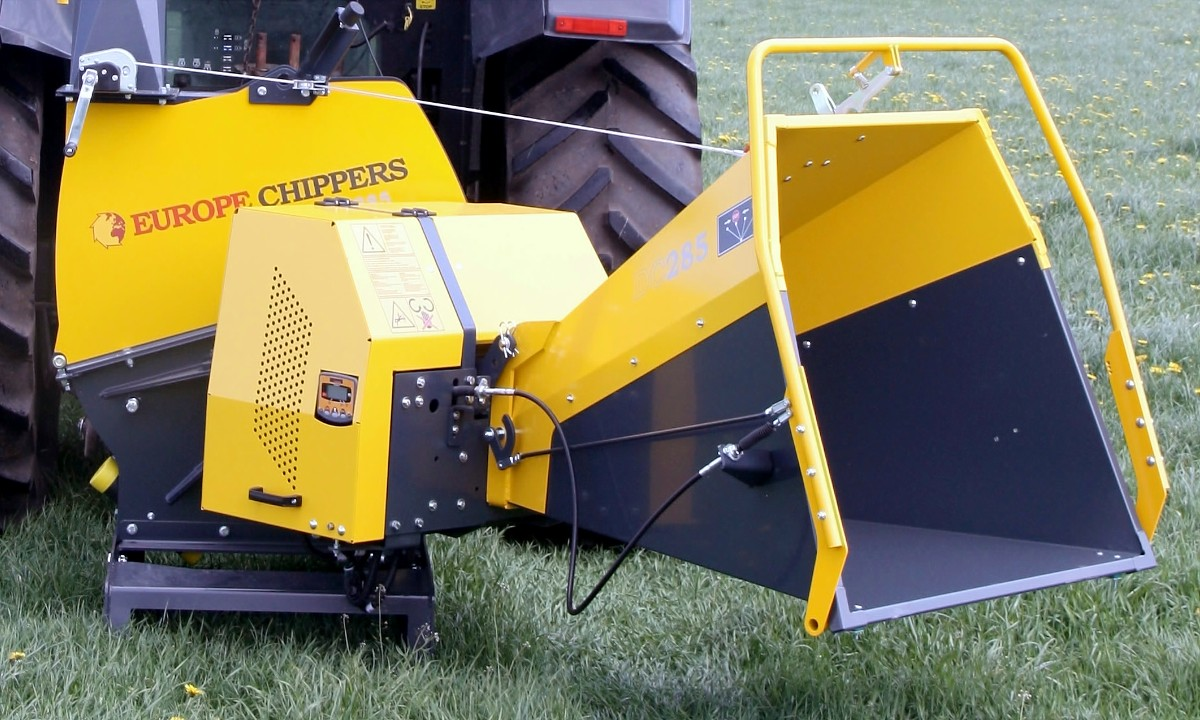 europe Chippers DC285 (7)