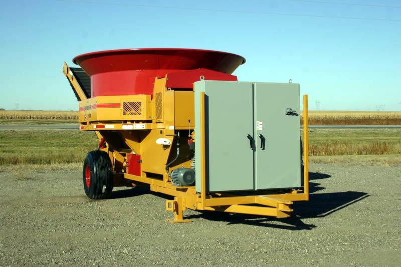 Broyeur de paille Haybuster H1130E