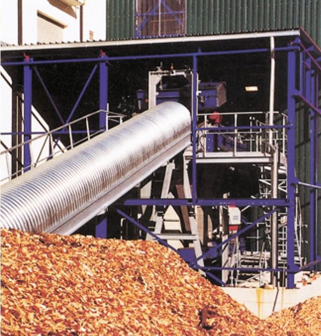 Ligne récupération biomasse photo 13