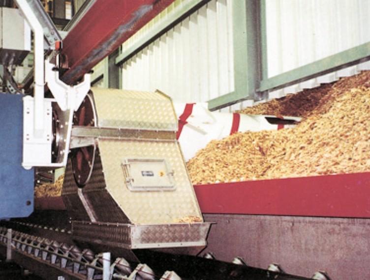 Ligne récupération biomasse photo 14