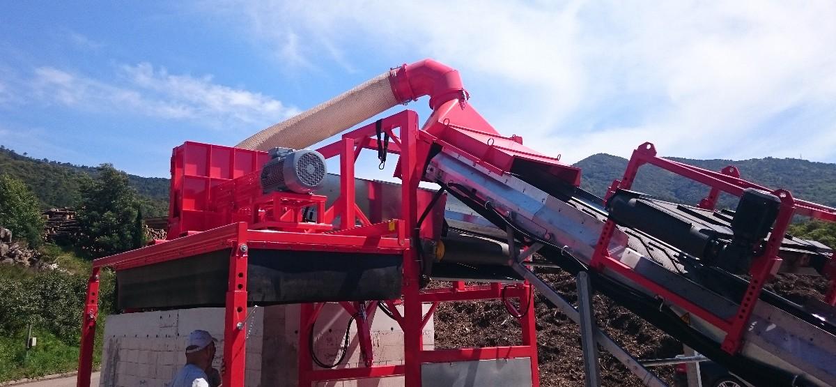 Ligne récupération biomasse photo 15
