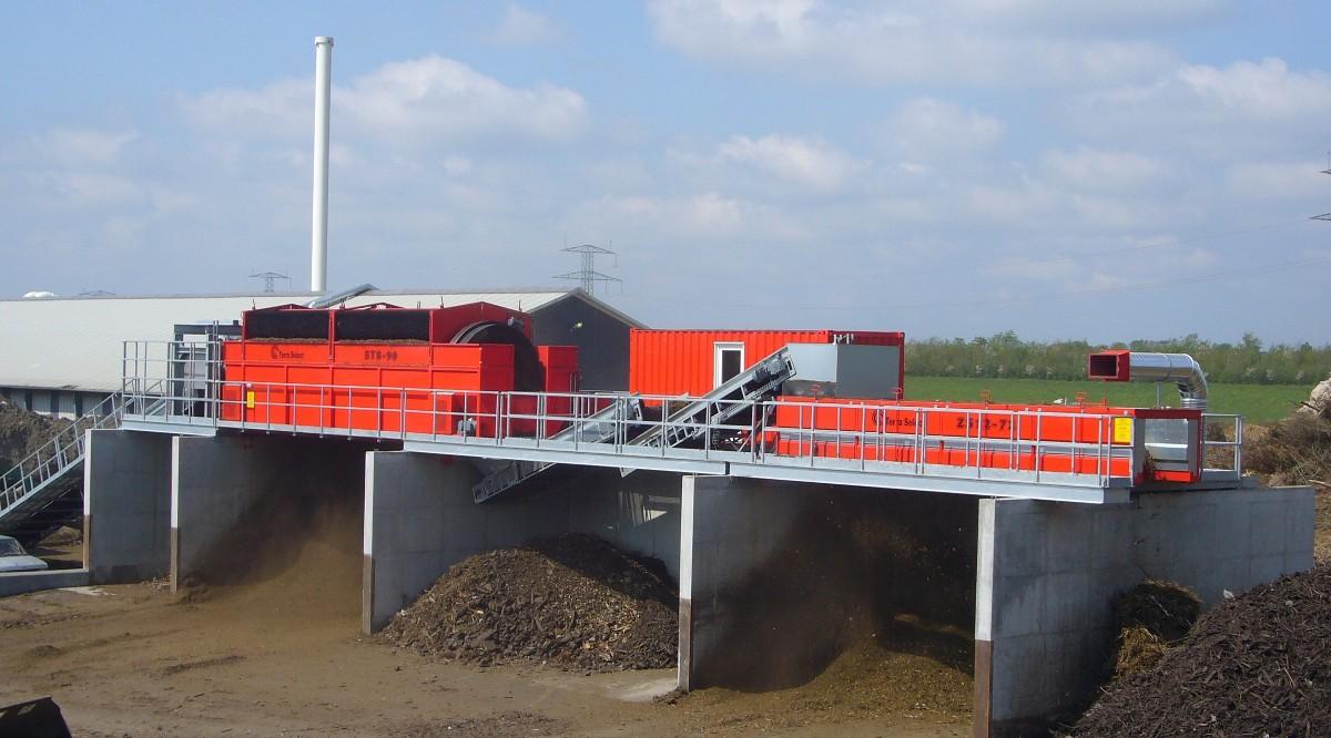 Ligne récupération biomasse photo 5