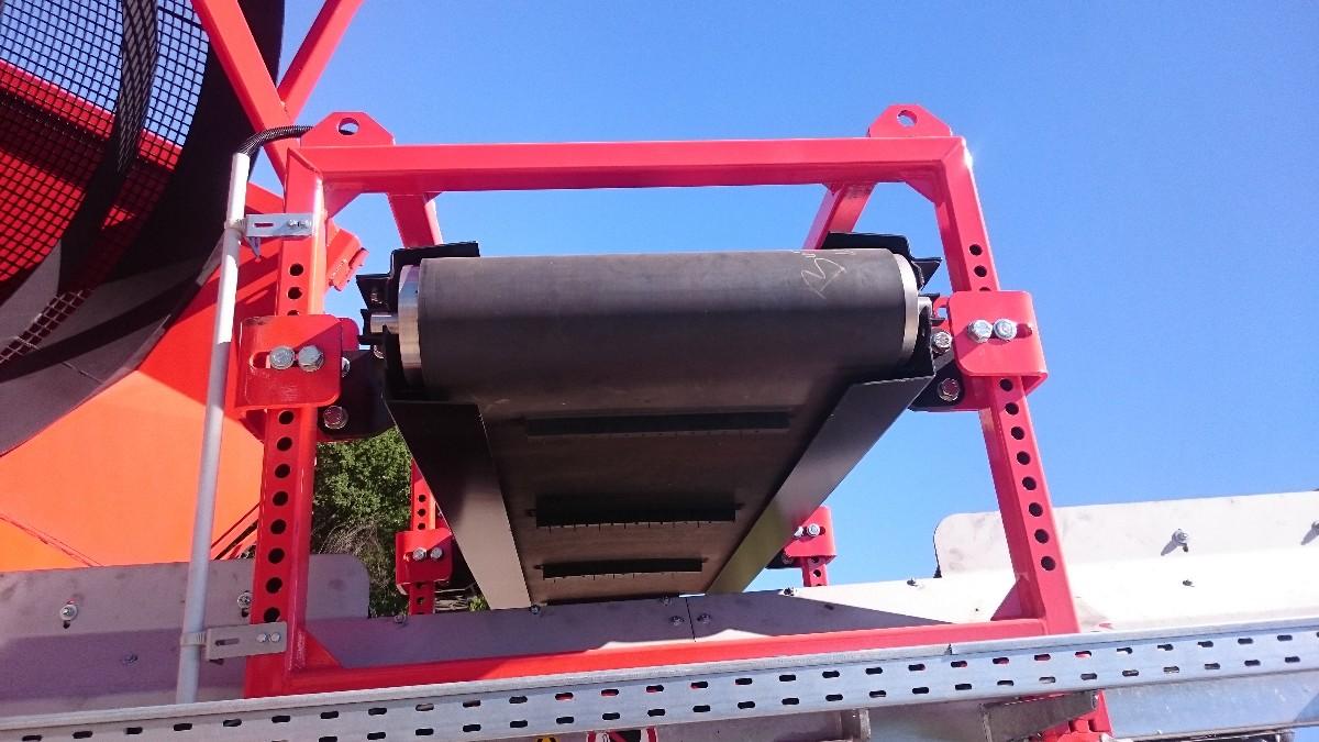 Ligne récupération biomasse photo 6