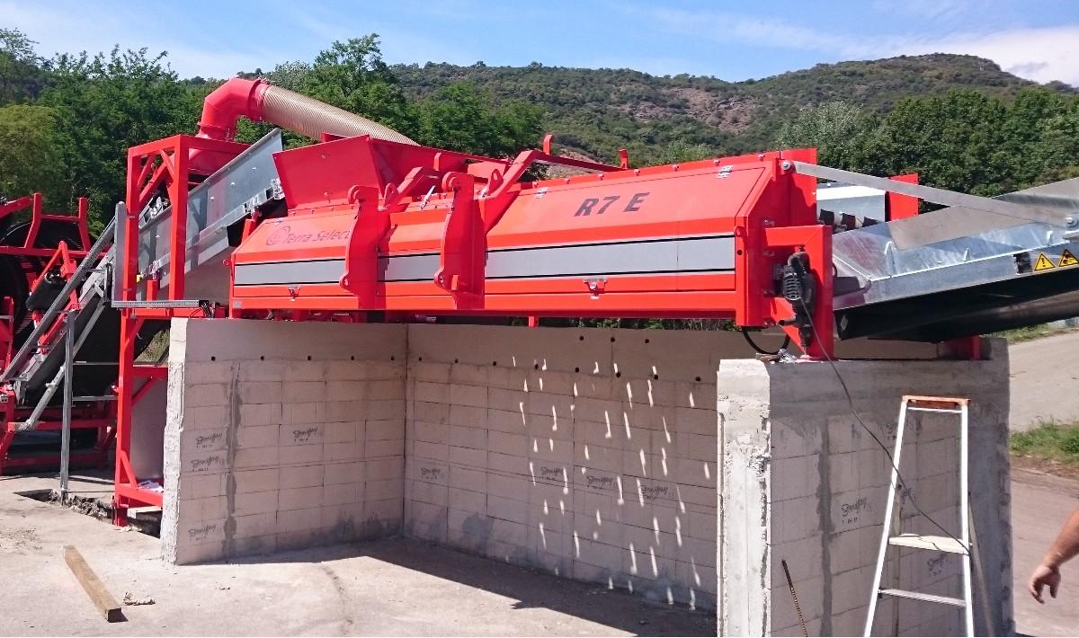 Ligne récupération biomasse photo 7