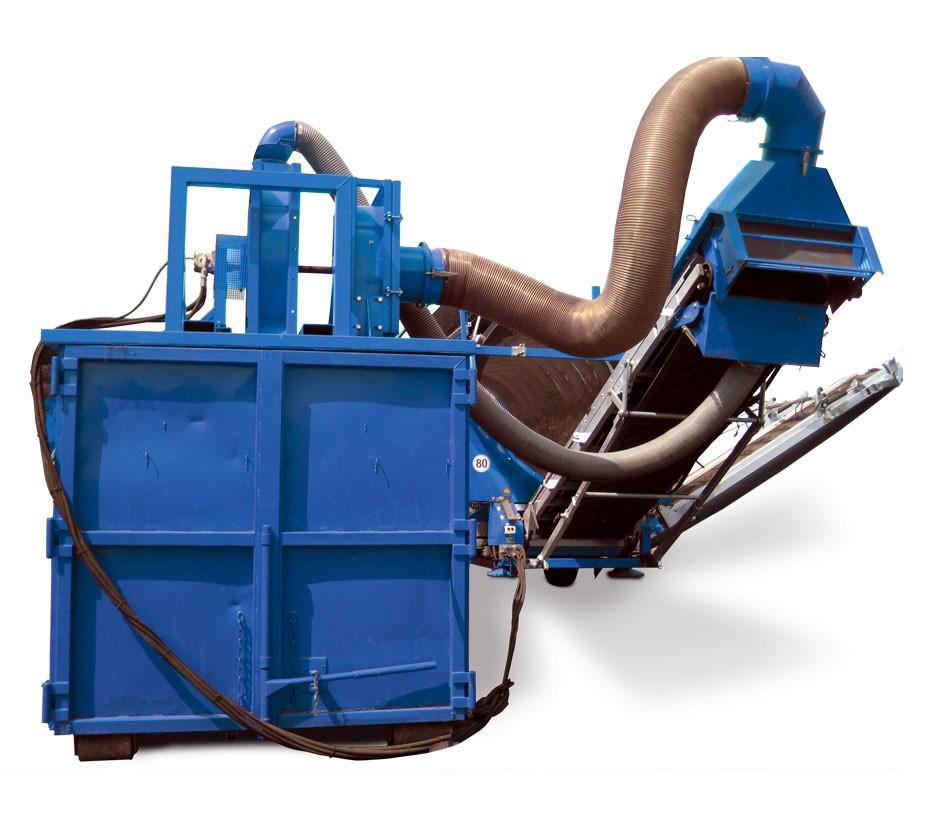 Séparateur aéraulique Terra Select V4 V6